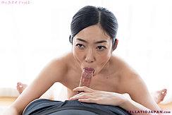 Sucking Spent Cock