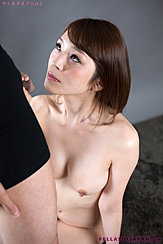 Seated Nude Looking Up Long Nipples