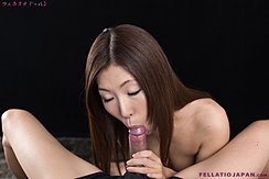 Sucking Cock Head Long Hair Falling Down