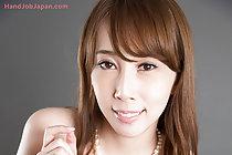 Breasty Kisaki Aya giving handjob and breast sex
