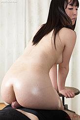 Yuka Shirayuki Masturbating Cock With Her Ass